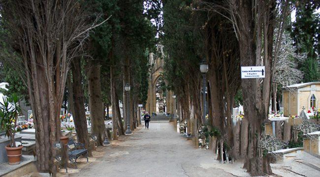 CIMITERO MONUMENTALE DI MONREALE: PRESENTATO IL PIANO DI RISTRUTTURAZIONE