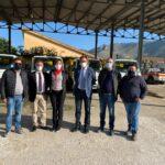 Il Comune di Monreale da oggi inizia a scaricare i rifiuti nella discarica Borranea di Trapani