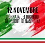 Commemorazione a Palermo e Monreale per il 17° anniversario della strage di Nassiriya.