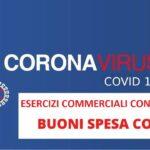 Covid -19: aggiornato elenco degli esercizi commerciali
