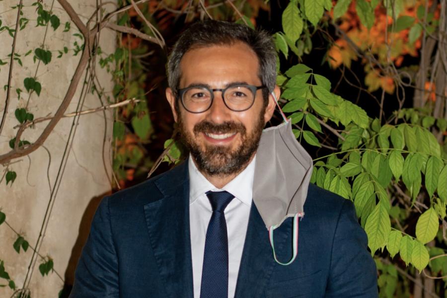 """San Martino delle Scale: Siglata  convenzione tra Comune e Prefettura  per i locali  del plesso scolastico  """"Margherita di Navarra"""""""