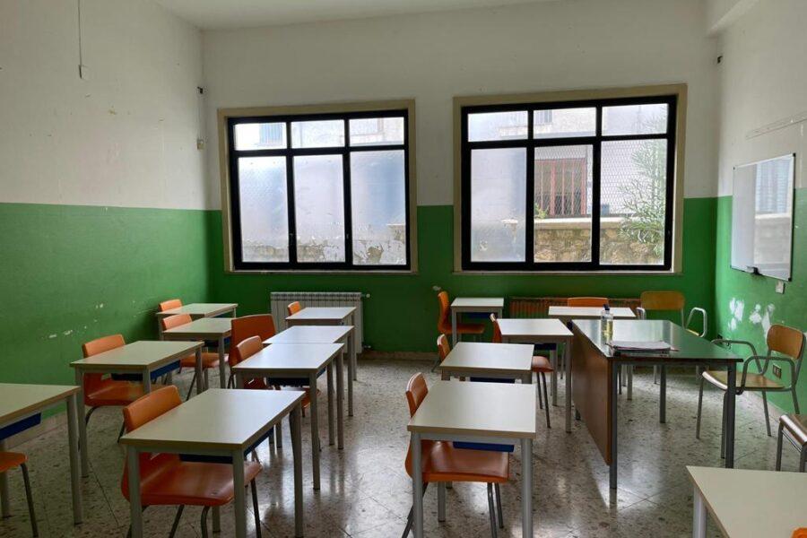 Arrivano i termosifoni alla Scuola Veneziano. Lavori realizzati dal Comune di Monreale