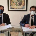 """Eco e  Sismabonus, protocollo di intesa tra ANCE Palermo e Comune di Monreale.""""Promuoviamo interventi di recupero edilizio ed efficientamento energetico""""."""