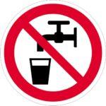 Divieto temporaneo utilizzo acqua per uso potabile in Via Torres.