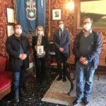 Il sindaco Alberto Arcidiacono incontra in Sala Rossa la Presidente Global Thinking Foundation Claudia Segre